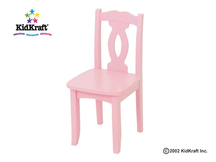 KidKraft Brighton Chair - Pink