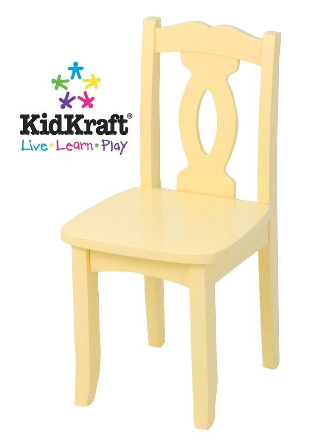 KidKraft Brighton Chair - Buttercup