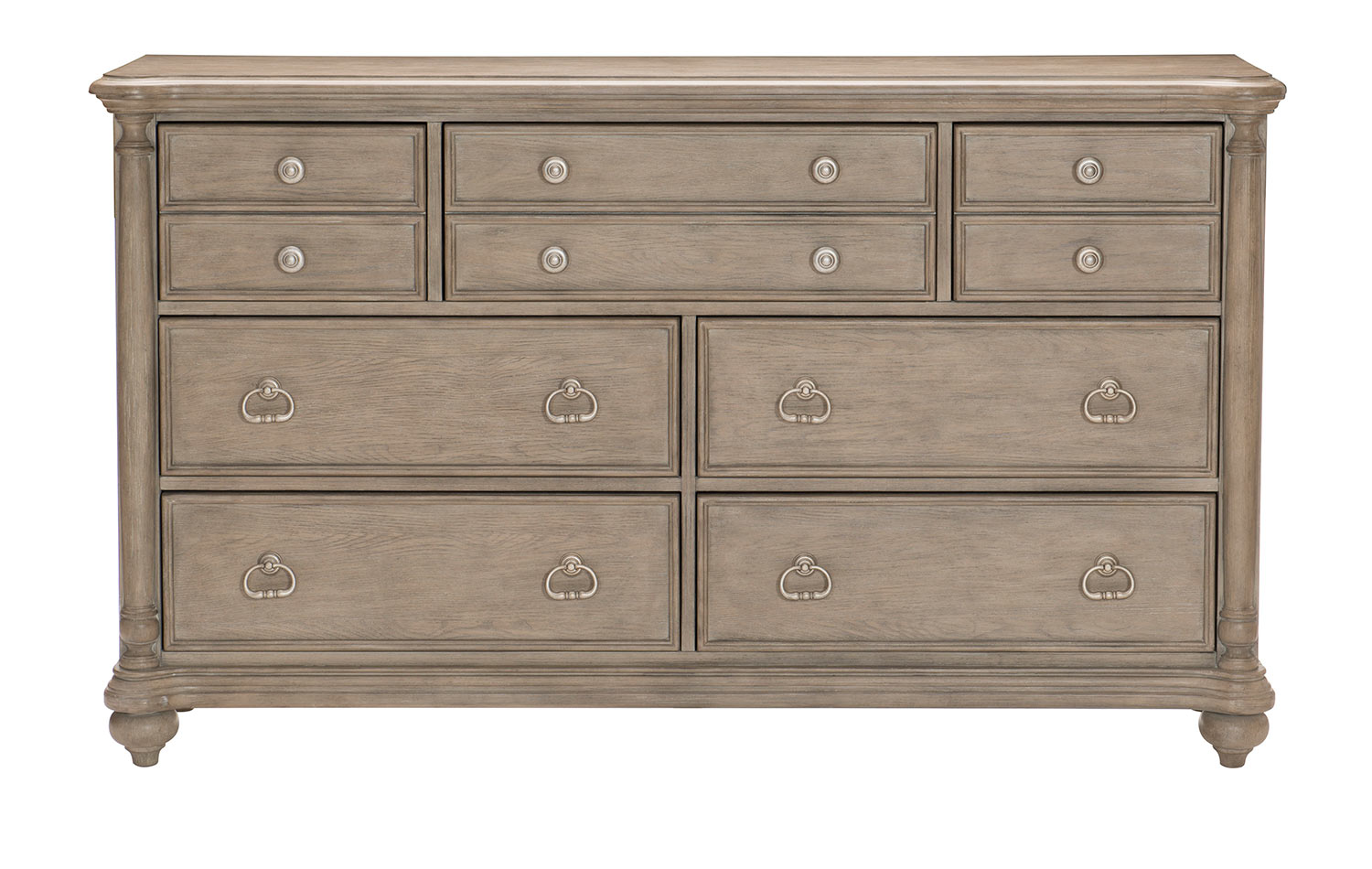 Homelegance Grayling Downs Dresser - Driftwood Gray