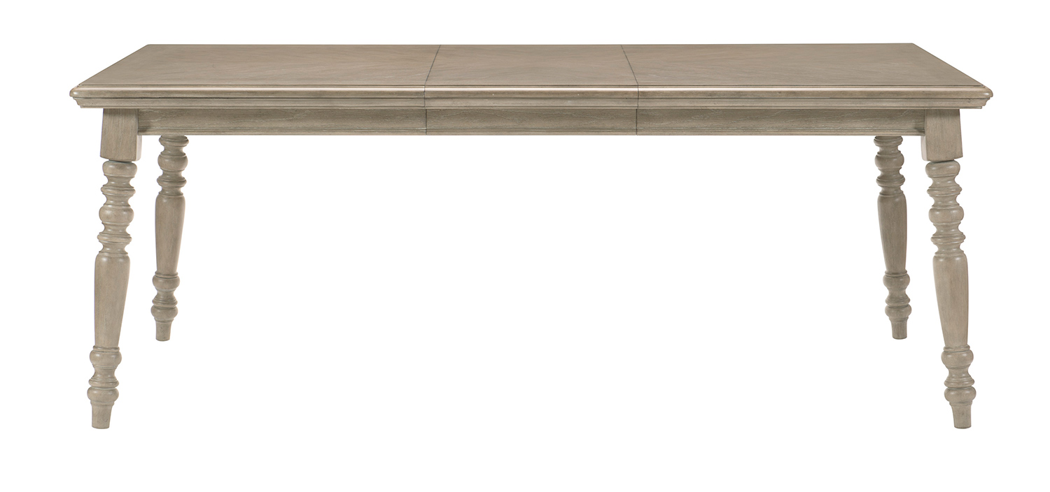 Homelegance Grayling Dining Table - Driftwood Gray