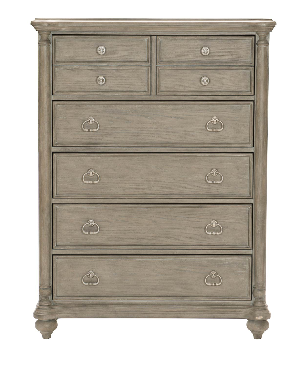 Homelegance Grayling Downs Chest - Driftwood Gray