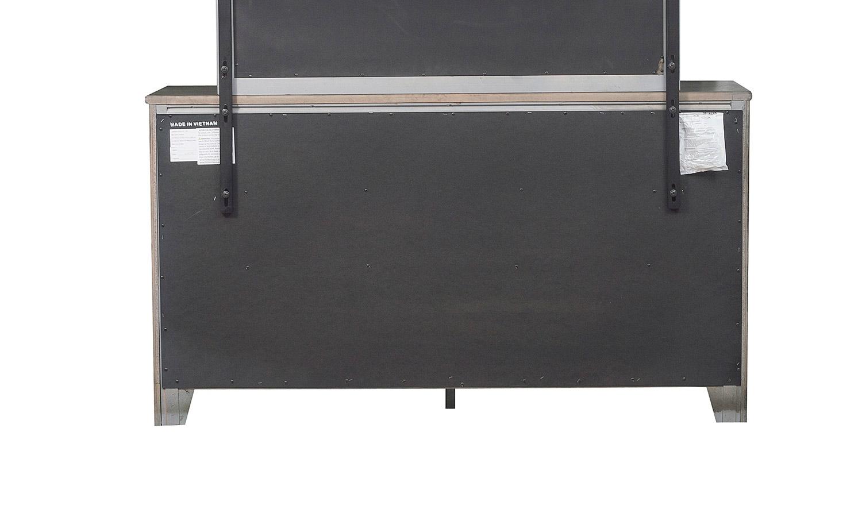 Homelegance Cotterill Dresser - Gray Finish over Birch Veneer
