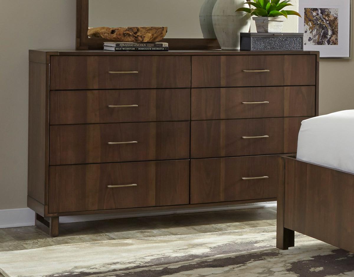 Homelegance Gulfton Dresser - Walnut