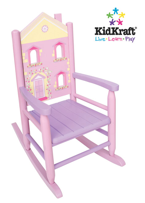 KidKraft Home Sweet Home Dollhouse Rocking Chair