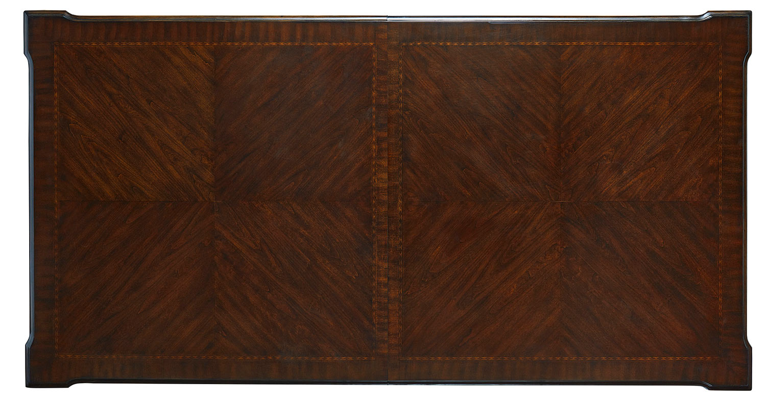 Homelegance Catalonia Dining Table - Cherry