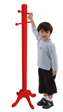 KidKraft Clothes Pole - Red