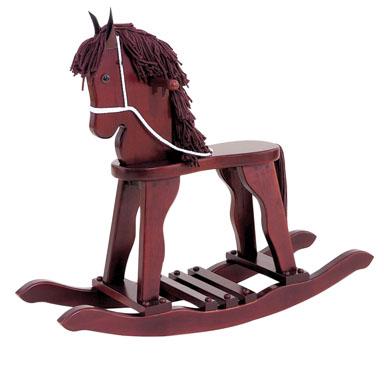 KidKraft Derby Rocking Horse - Cherry