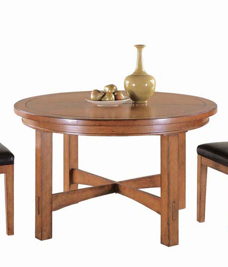 Photo of American Drew Beacon Ridge Round Table (Dining Room Furniture, Dining Room Set, Dining Tables, Dining Room Tables)