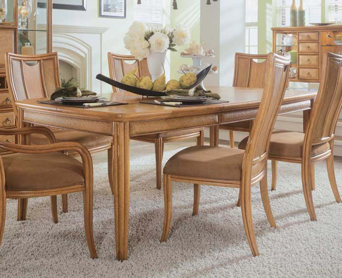 Photo of American Drew Antigua Leg Table (Dining Room Furniture, Dining Room Set, Dining Tables, Dining Room Tables)
