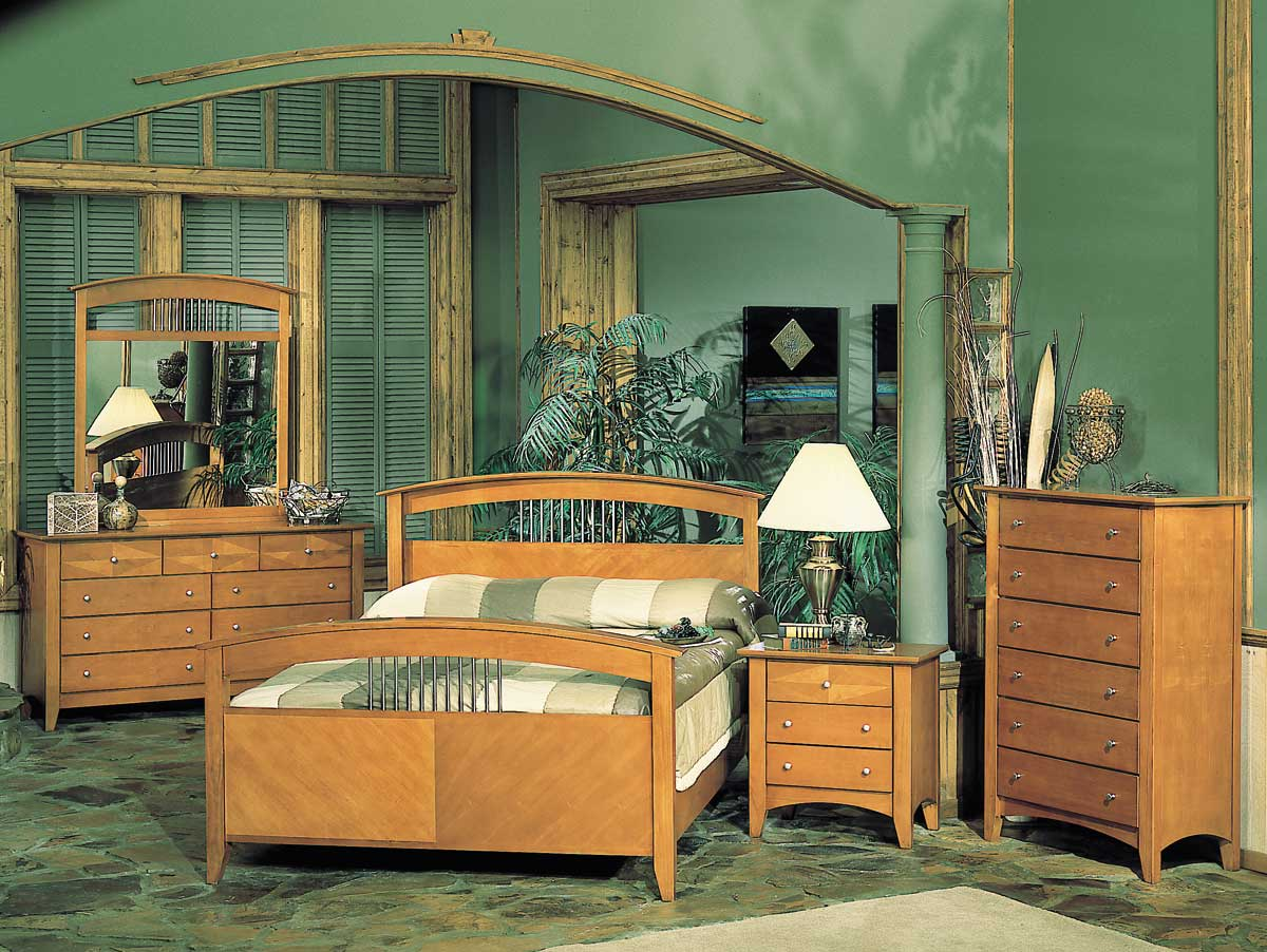 Homelegance Vegas Bedroom Collection