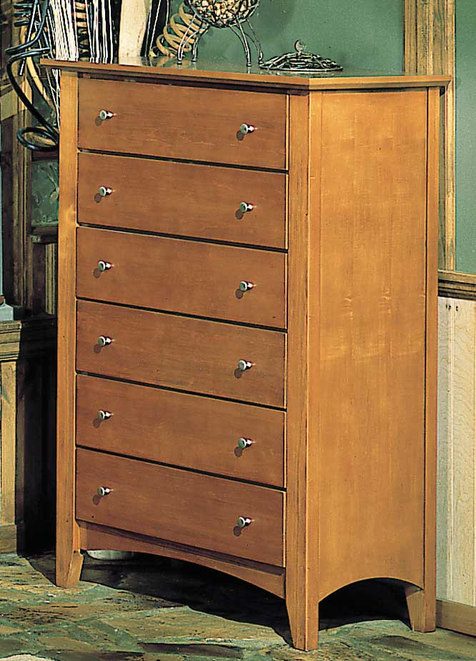 Homelegance Vegas Chest with 6 Drawers