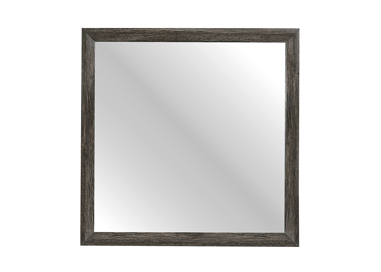 Homelegance Edina Mirror - Brown-Gray