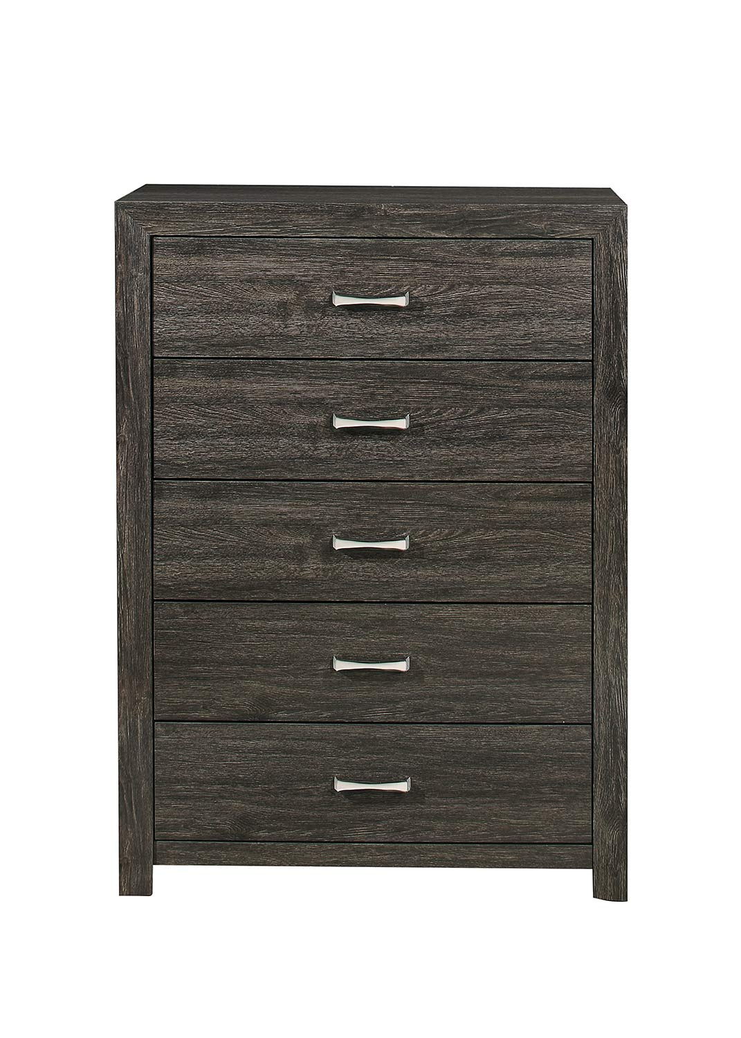 Homelegance Edina Chest - Brown-Gray