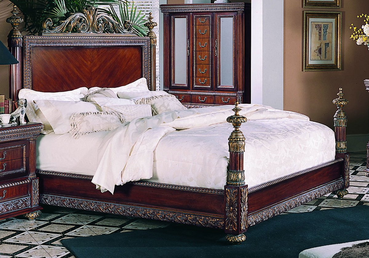 Exceptional Pulaski Bellissimo Bed