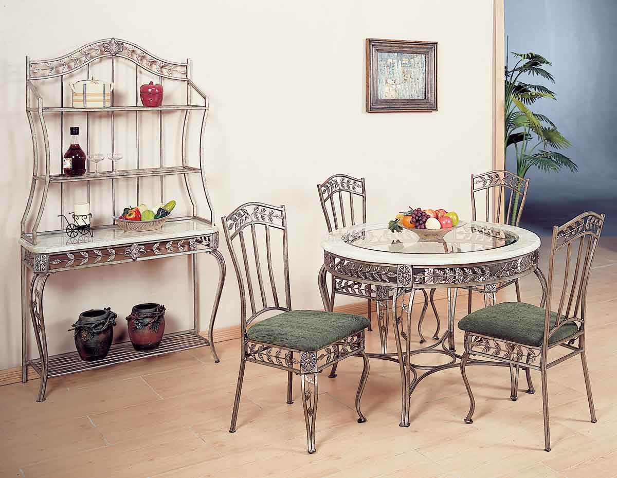 Homelegance Old Venetian Dining Collection