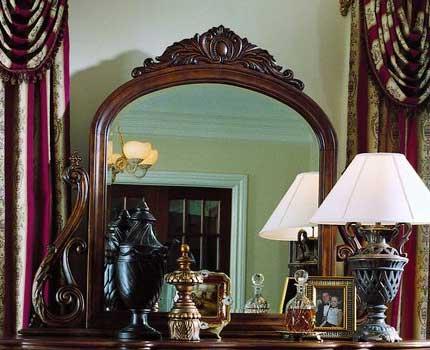 Pulaski Edwardian Mirror