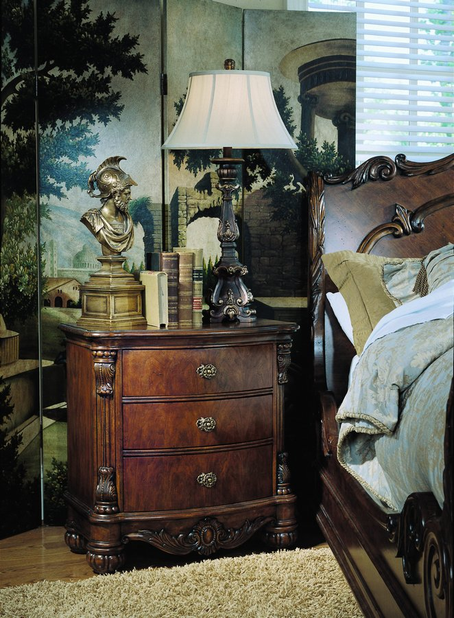 Buy Pulaski Edwardian Nightstand Online Confidently