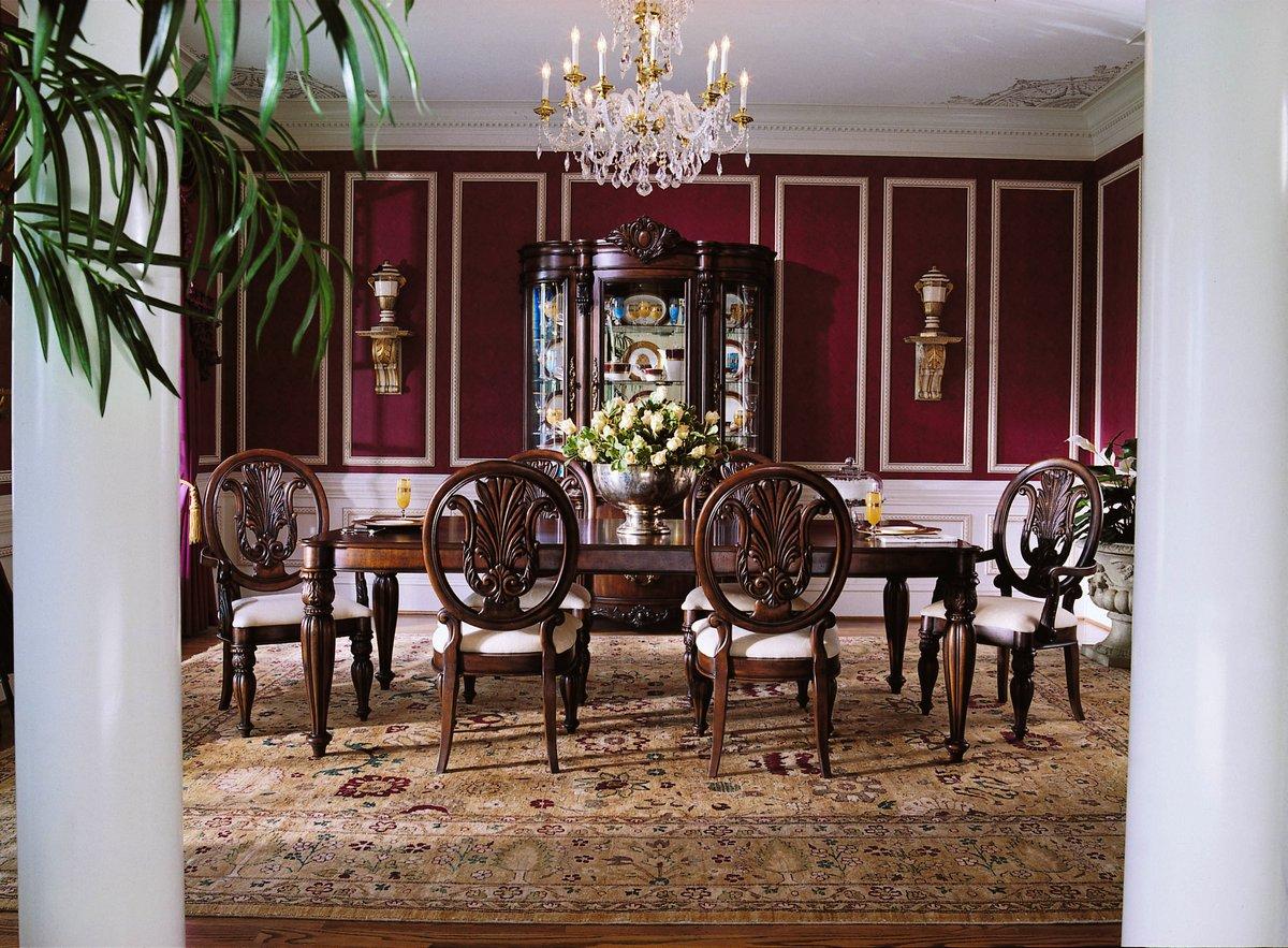 Pulaski Edwardian Dining Collection