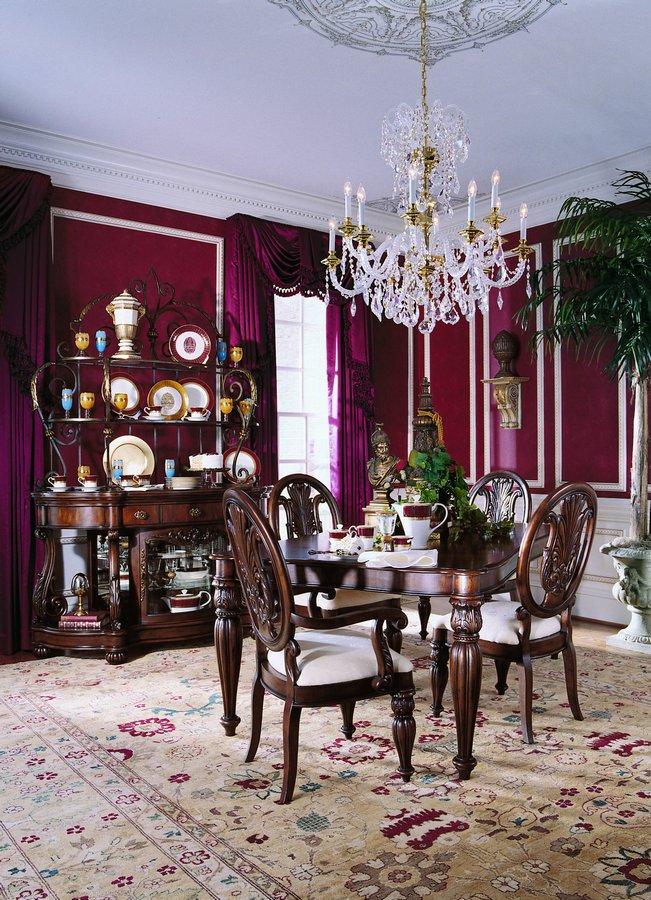 Pulaski Edwardian Table
