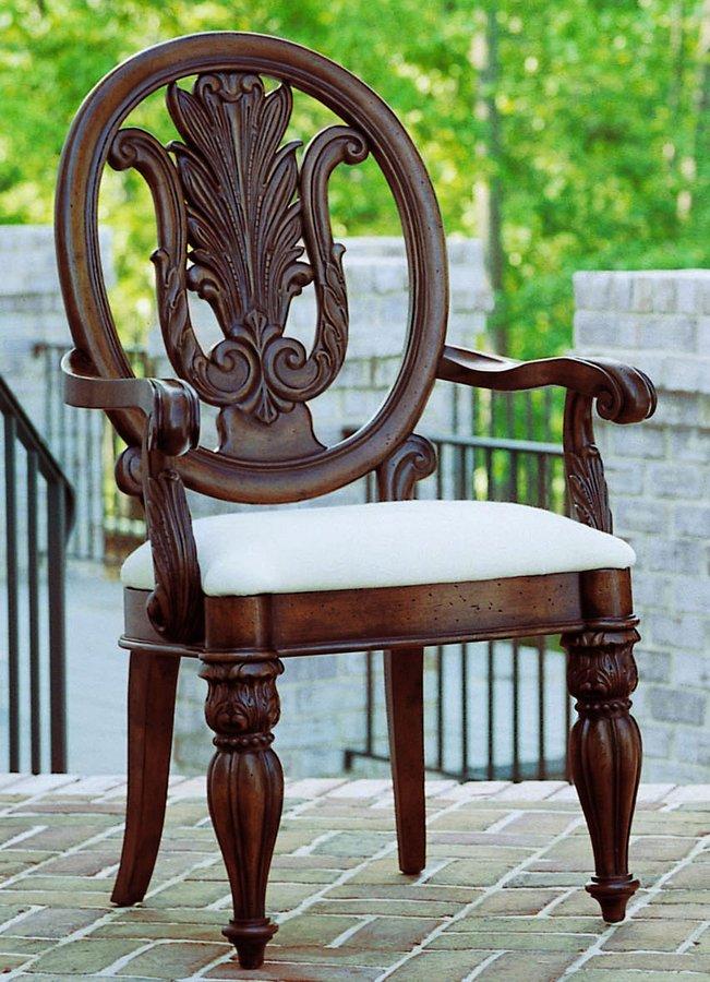 Pulaski Edwardian Arm Chair
