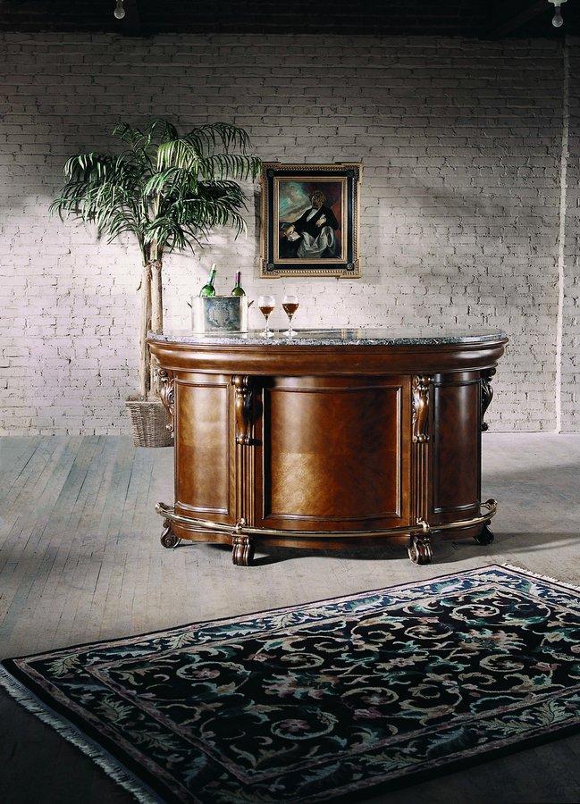 Pulaski Edwardian Bar Collection D242500-1