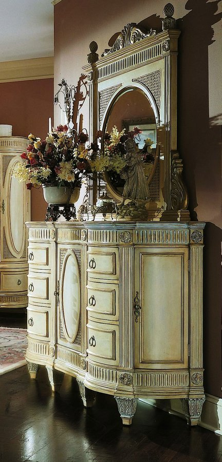 Pulaski Joliette Vanity Dresser