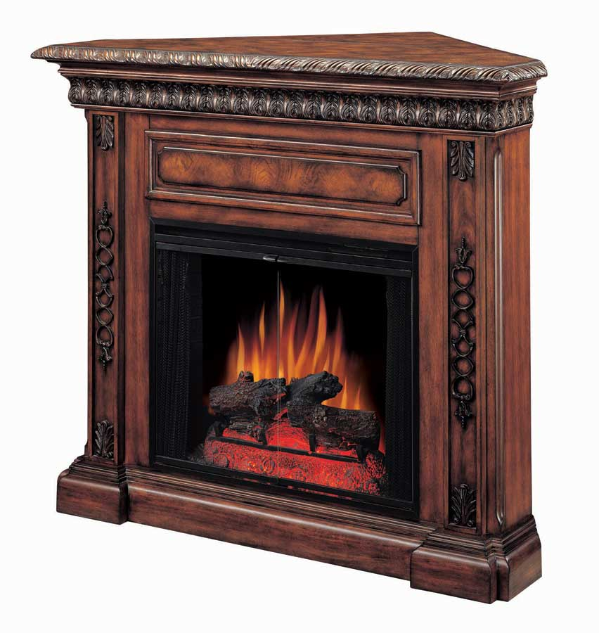 Shop San Marco Corner Antique Walnut Electric Fireplace 28 inch -Classic Flame at Homelement at everyday low price. The San Marco corner mantel electric fireplace by Classic Flame is the ideal solution for customer where space is an issue.