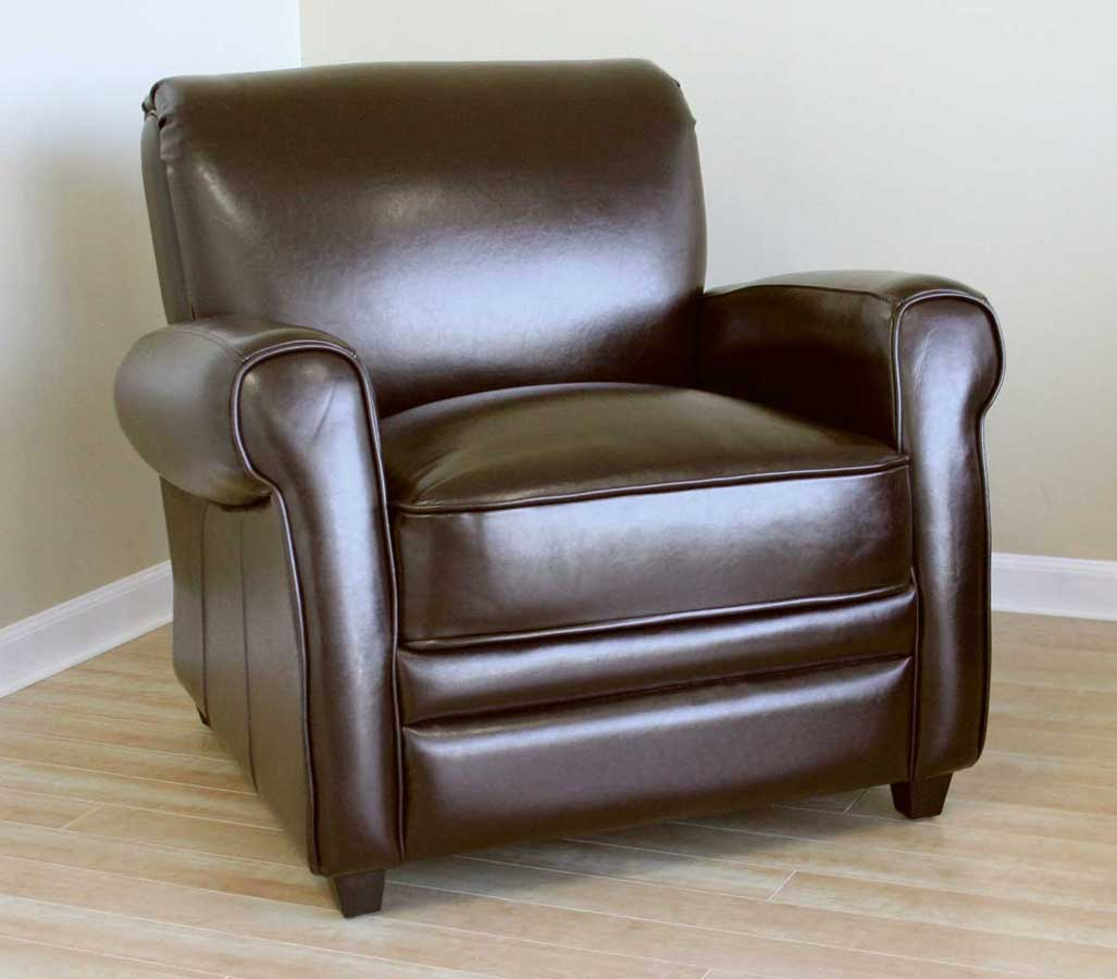 Wholesale Interiors 3001 Full Leather Chair