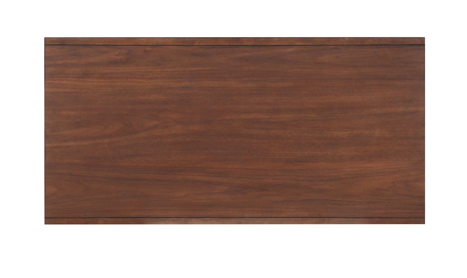 Homelegance Frolic Cocktail/Coffee Table with Two Functional Drawers - Brown