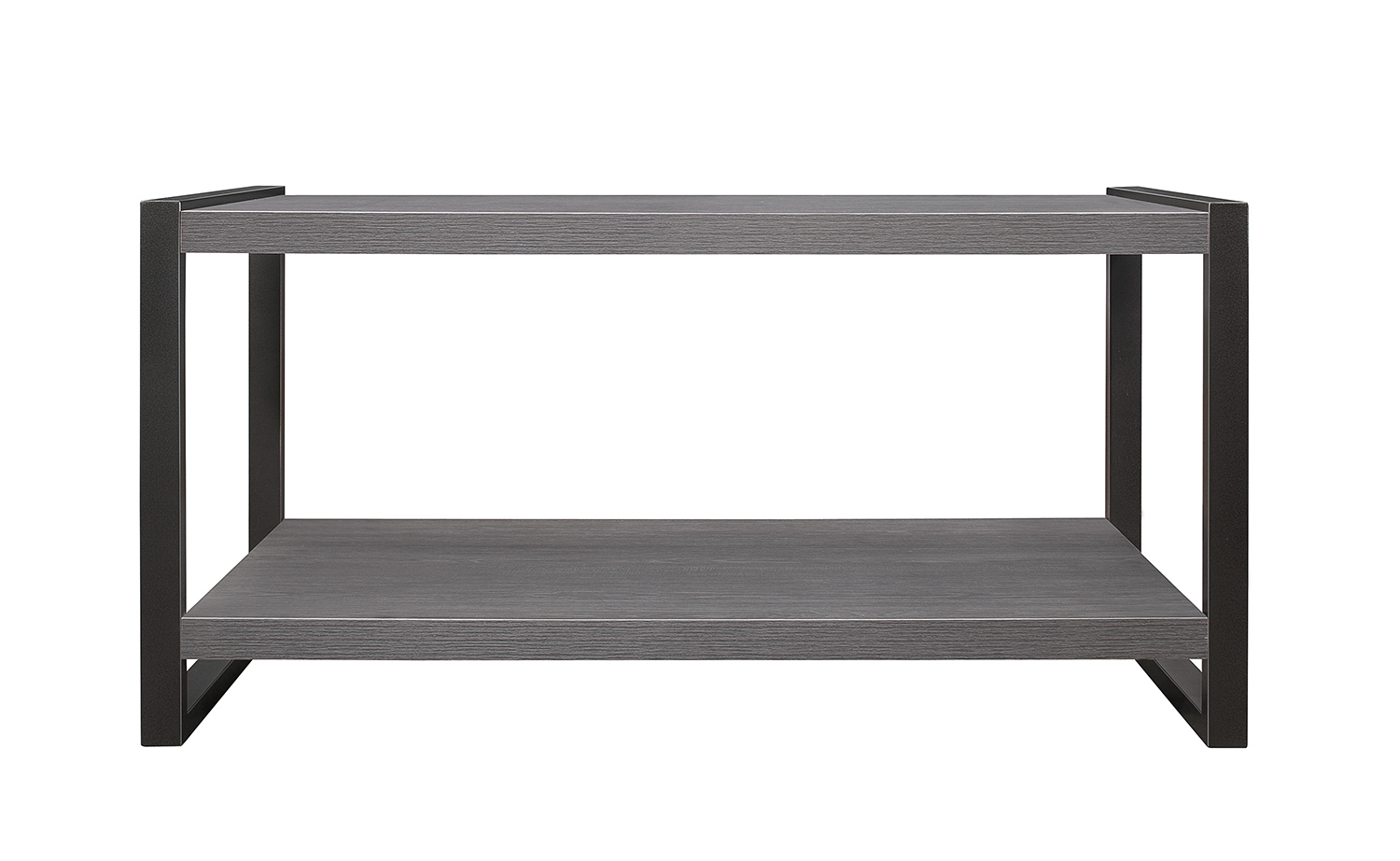 Homelegance Dogue Cocktail/Coffee Table - Gunmetal Gray