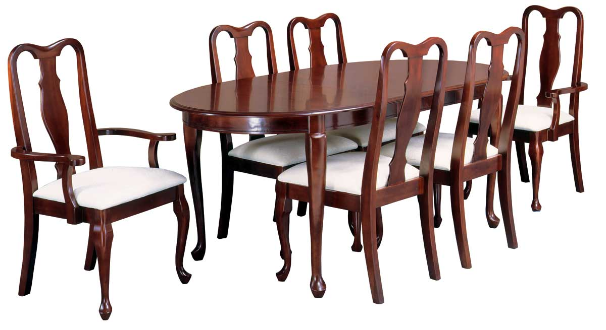 Homelegance Queen Anne Dining Collection