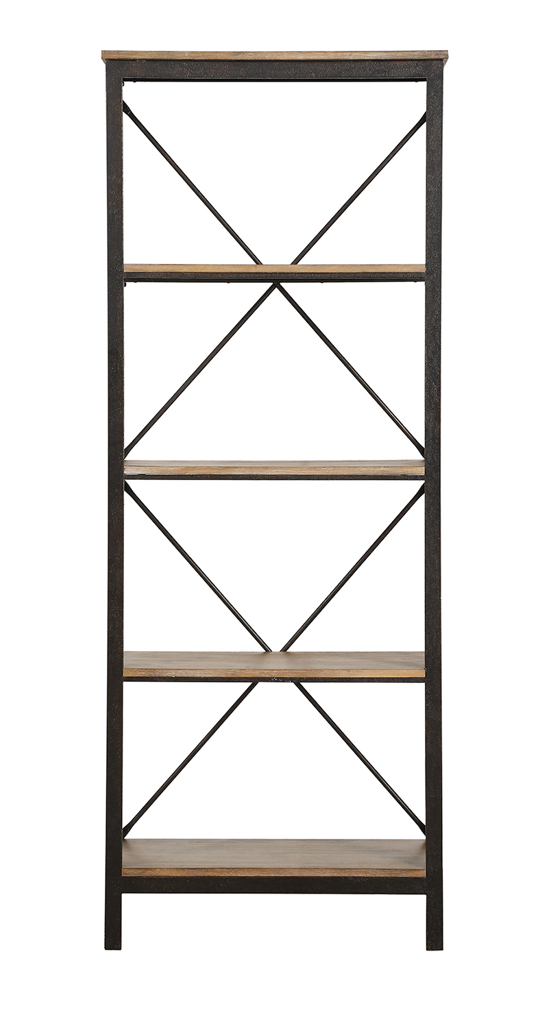 Homelegance Penpoint Bookcase - Rustic