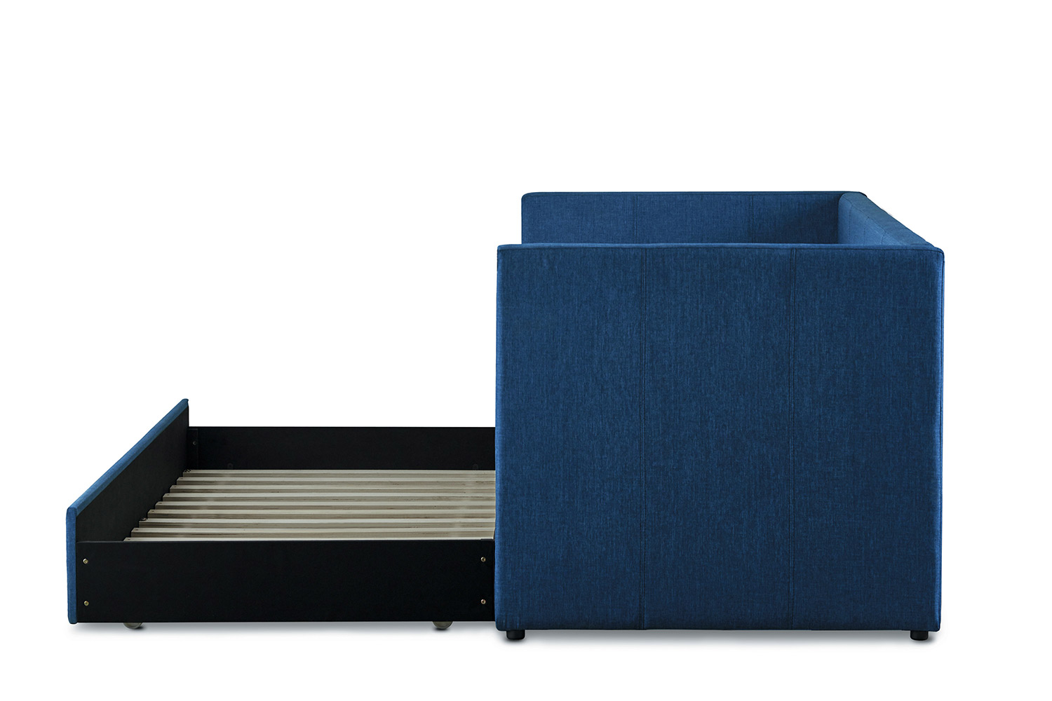 Homelegance Therese Daybed with Trundle - Blue