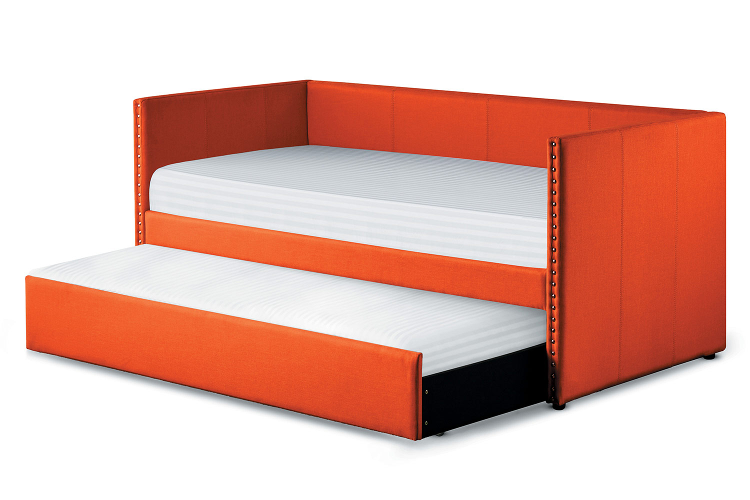 Homelegance Therese Daybed with Trundle - Orange