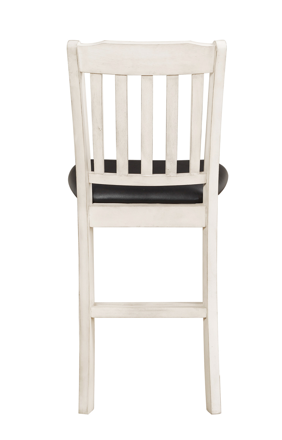 Homelegance Kiwi Counter Height Chair - White Wash