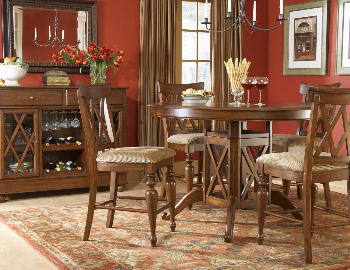 Homelegance Eagles Pub Dining Collection