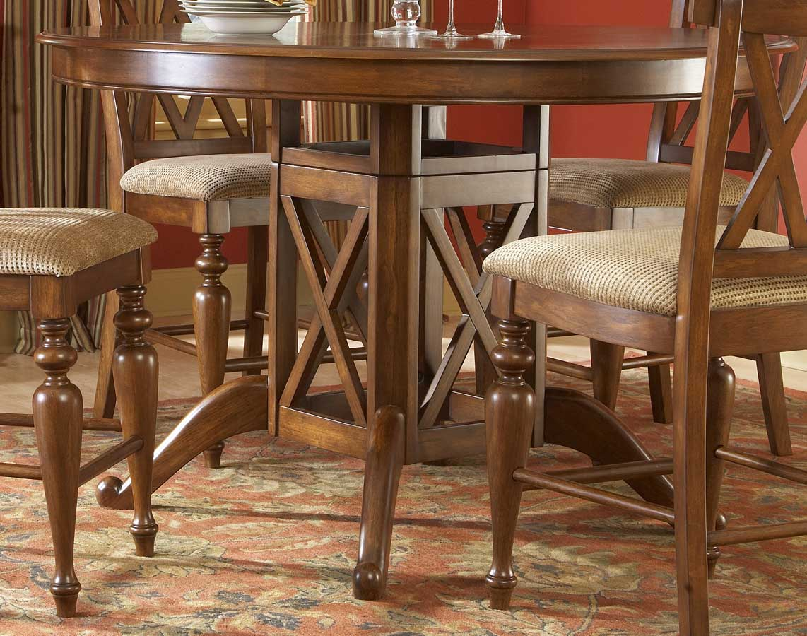 Homelegance Eagles Counter Height Dining Table