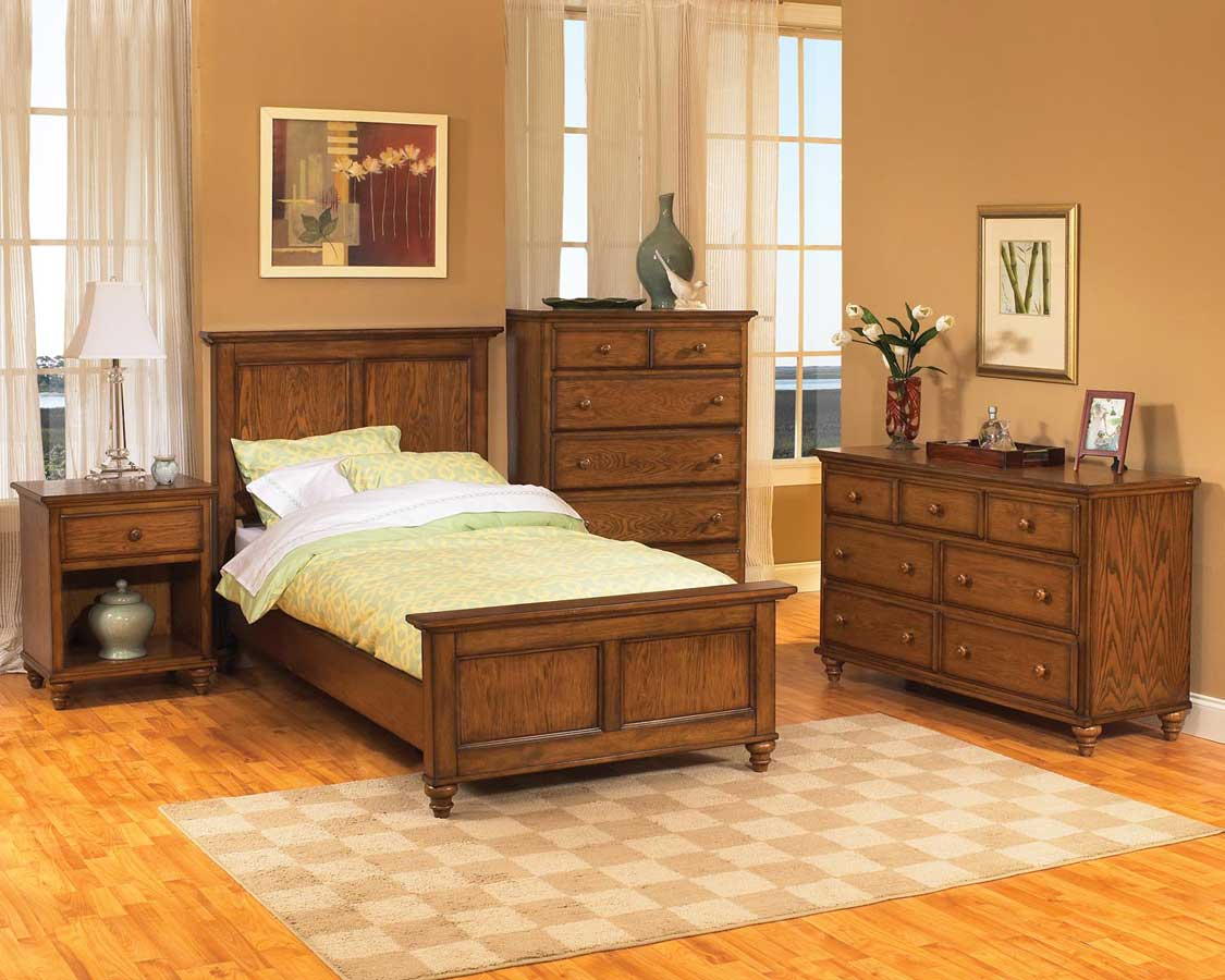 Home Styles Canopy Oaks Bedroom Collection
