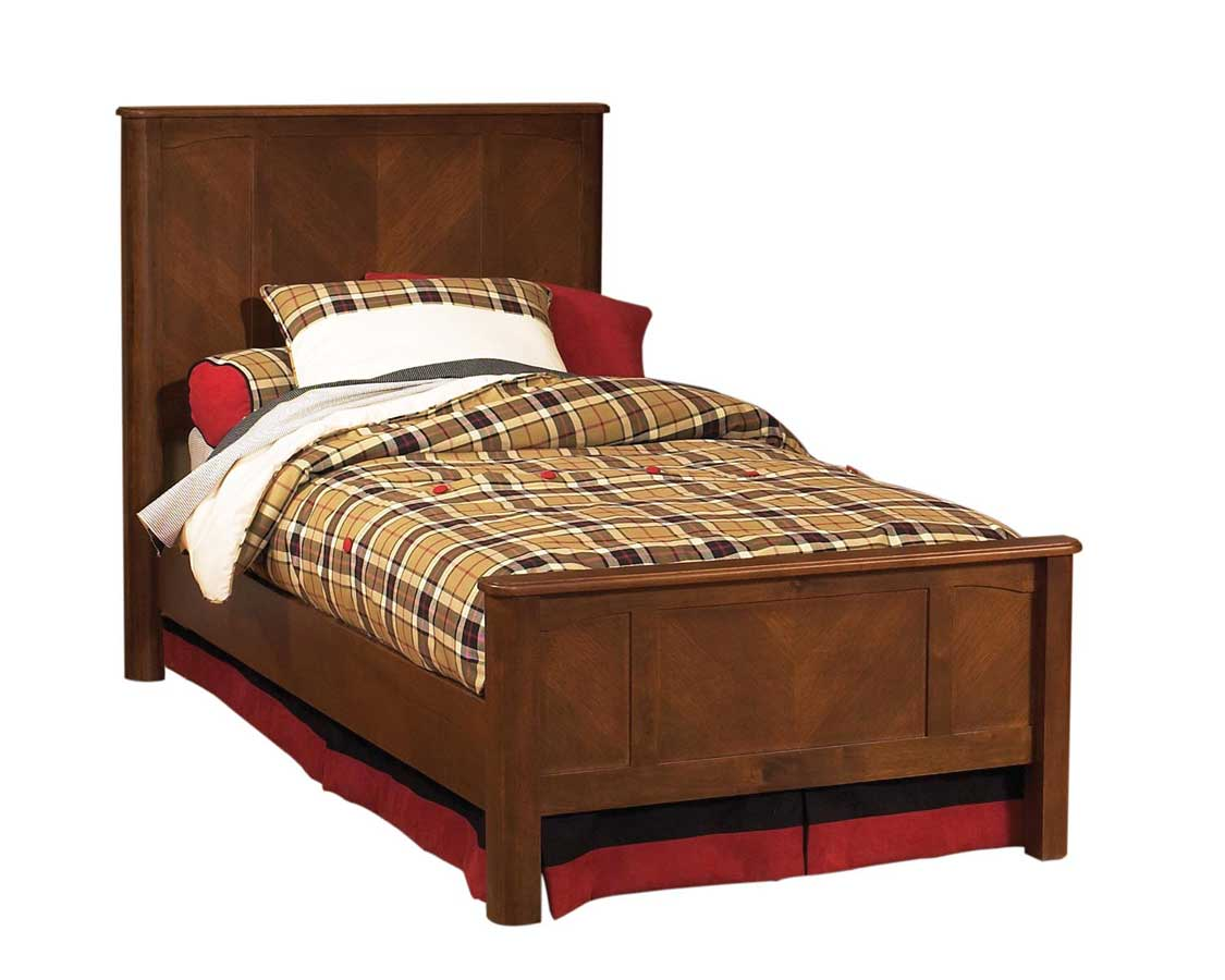 Home Styles Crosstimbers Twin Bed