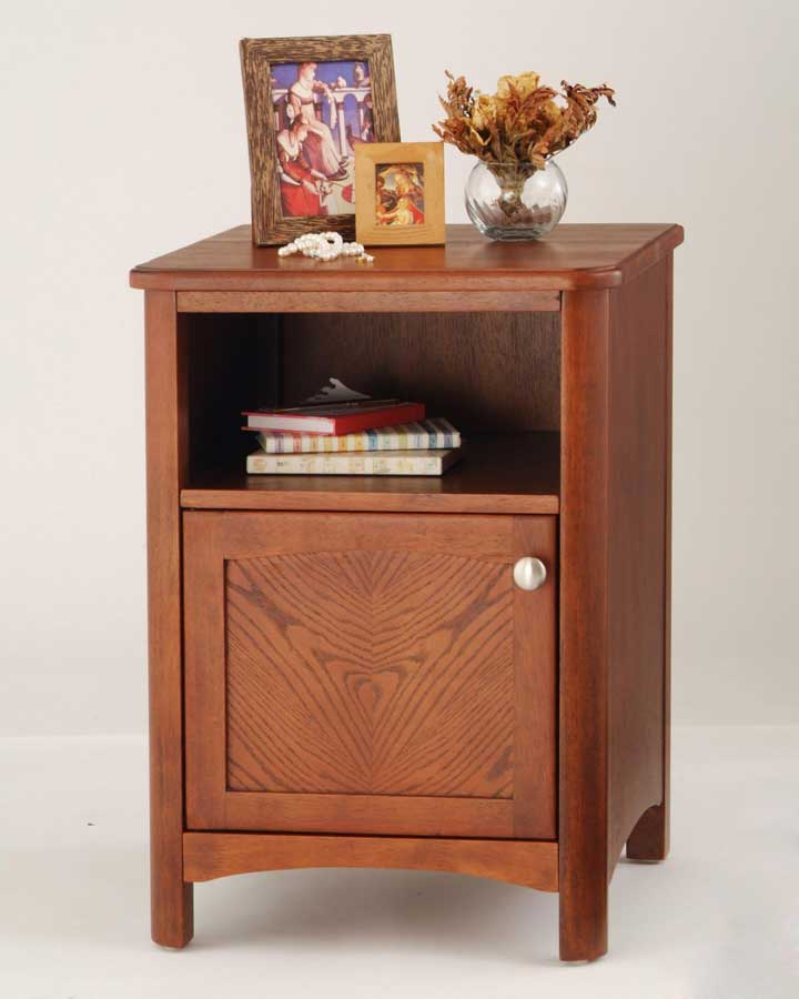 Home Styles Crosstimbers Night Stand