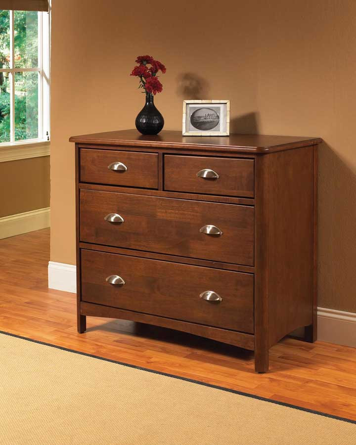 Home Styles Crosstimbers Single Dresser