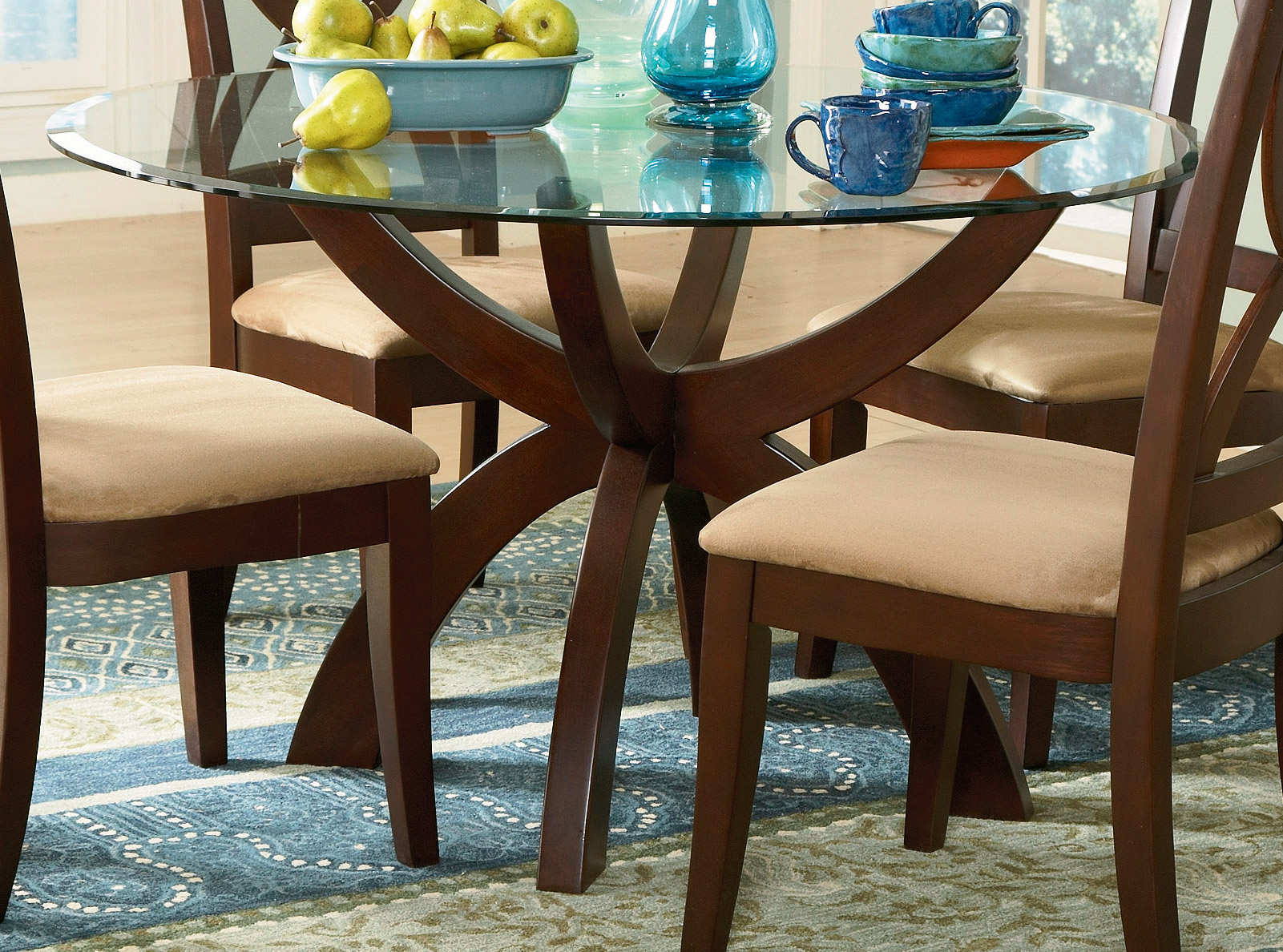 Homelegance Stardust Round Dining Table 5312