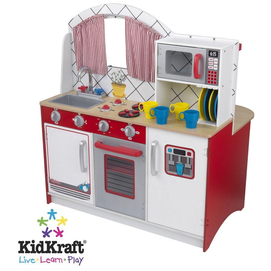 KidKraft Grill and Bake Kitchen