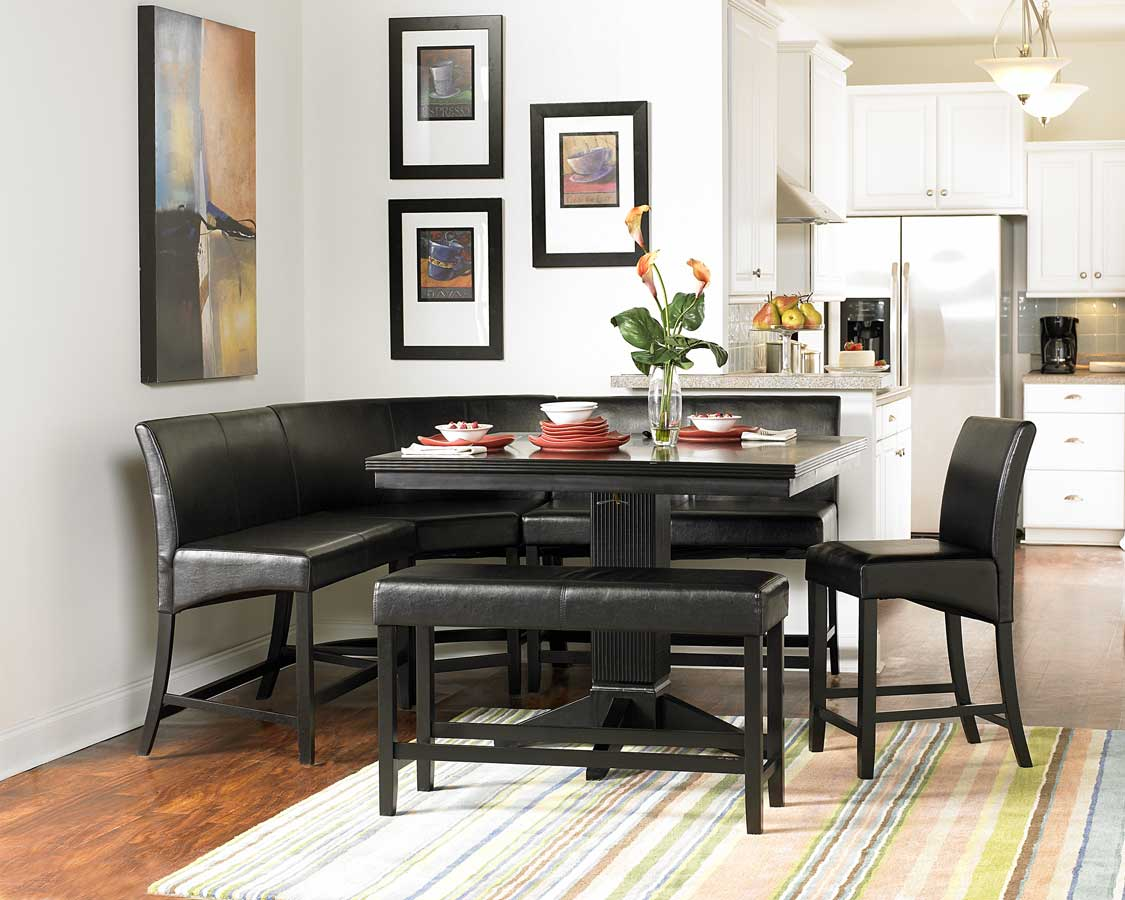 Charming Homelegance Papario Counter Height Dining Collection