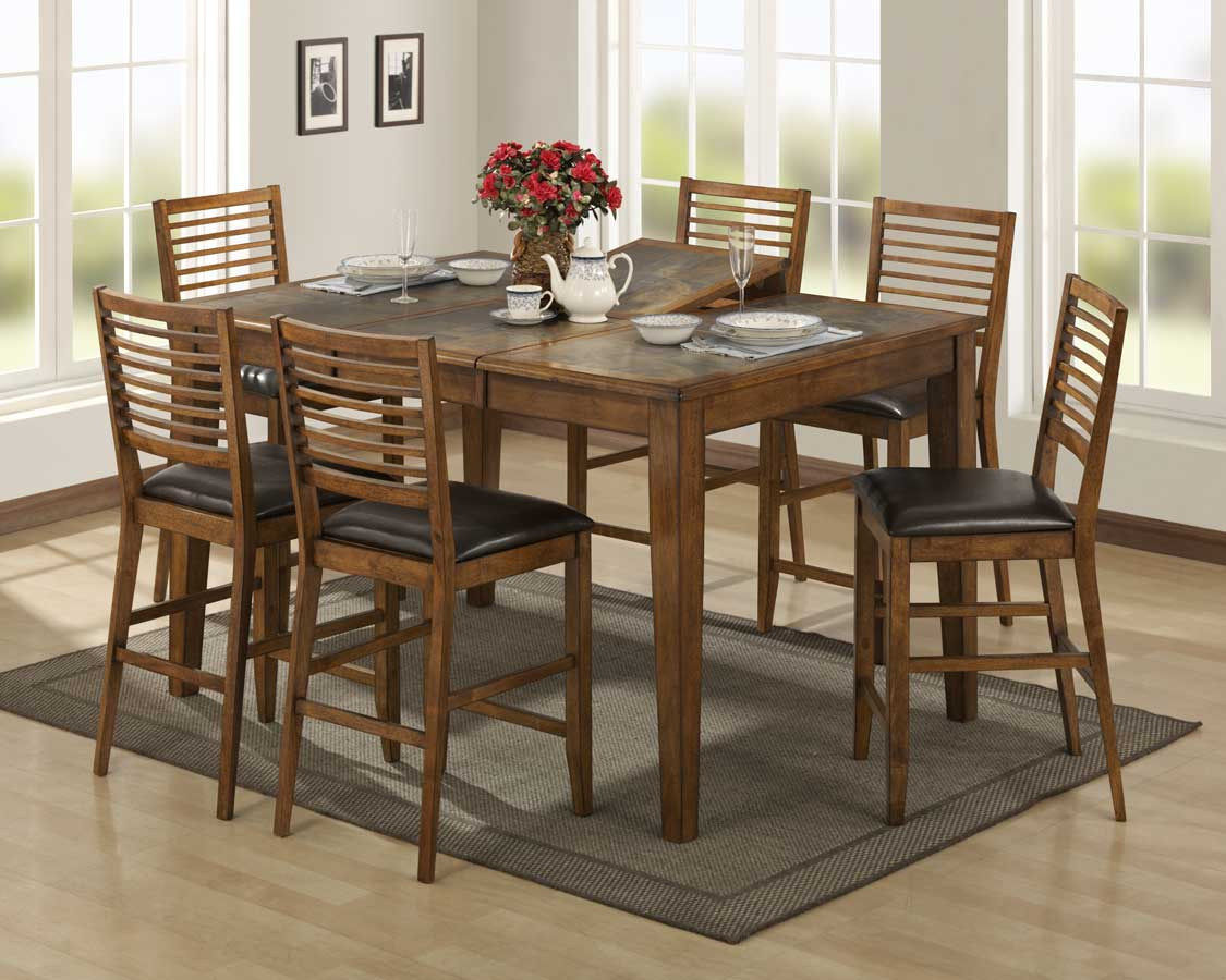 Homelegance Jensenville Counter Height Dining Collection