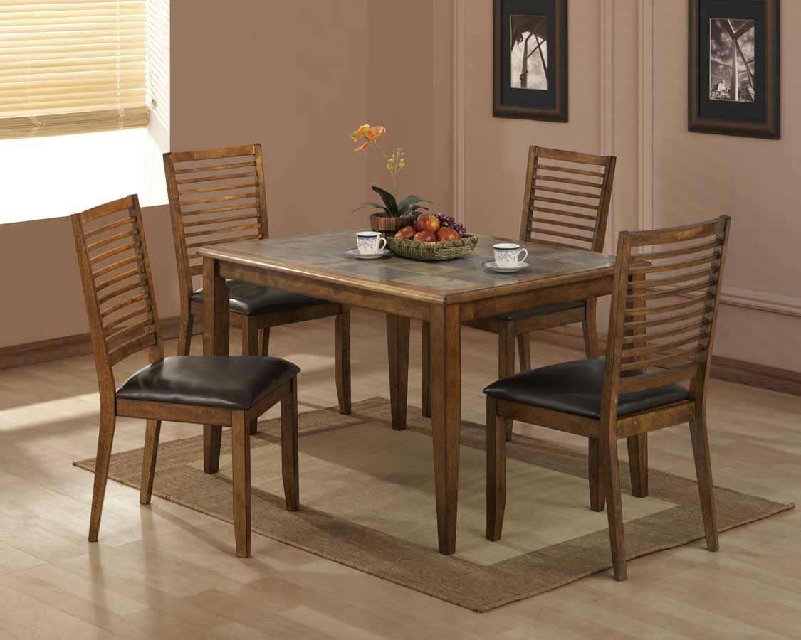 Homelegance Jensenville Dining Collection 48 Inch