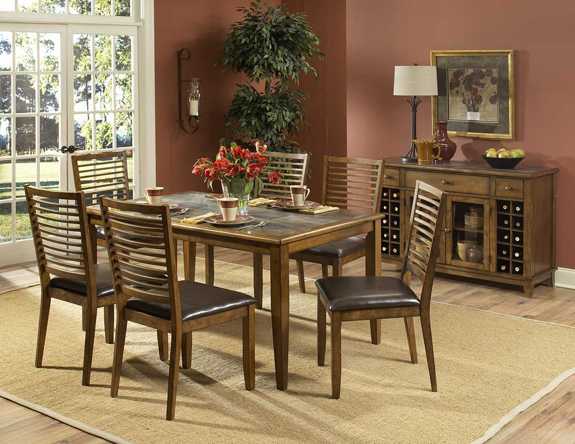 Homelegance Jensenville Dining Collection 60 Inch