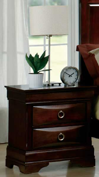 Grand Hill Night Stand - Homelegance