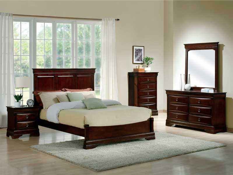 Homelegance Grand Hill Bedroom Collection