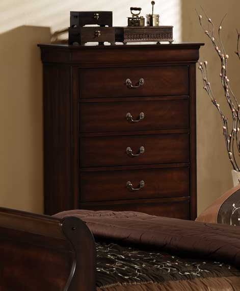 Homelegance Chateau Brown Chest